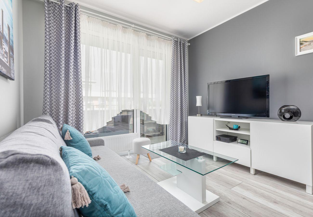 apartament, wynajem, zakwaterowanie, nocleg, Kołobrzeg, Osiedle Bursztynowe III, nad morzem, wakacje