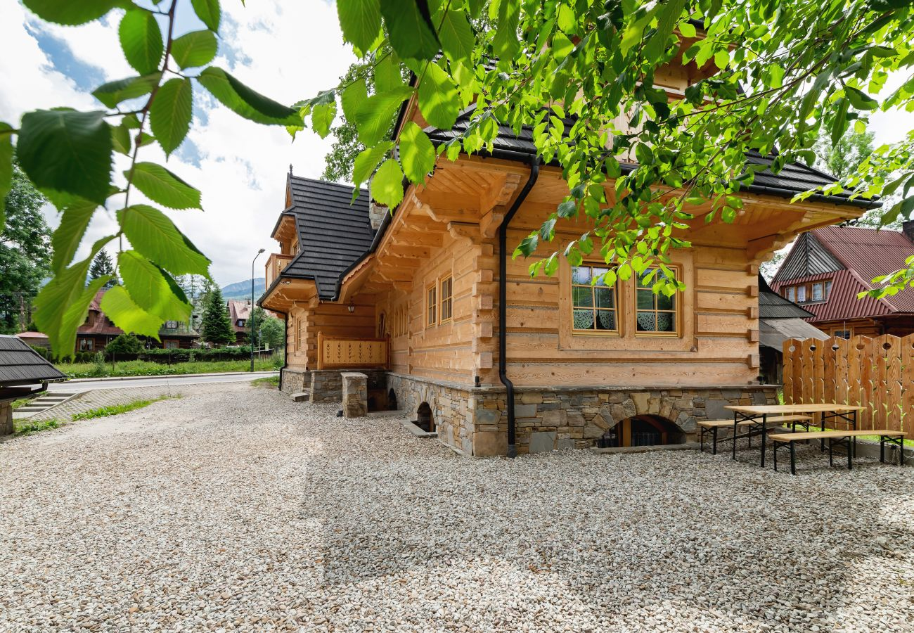 Dom w Zakopane - Dom Zasypane