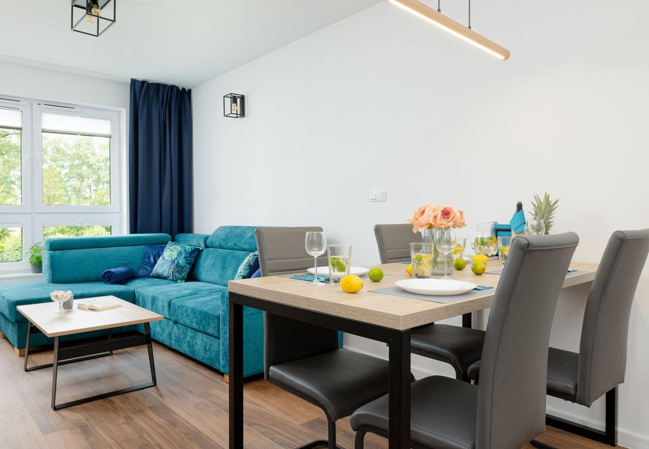 Apartament w Kolobrzeg - Cztery Pory Roku B16