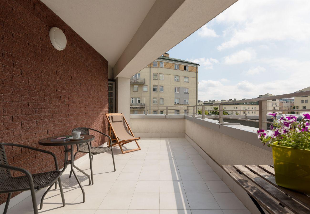 Apartament w Warszawa - Mołdawska 7/30