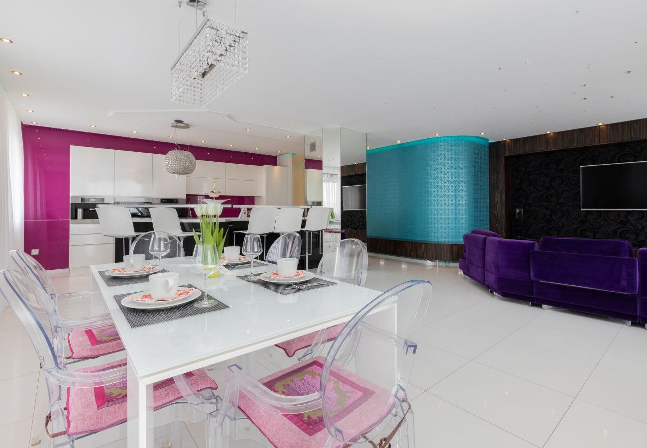 Apartament w Gdansk - Horyzont Prestige